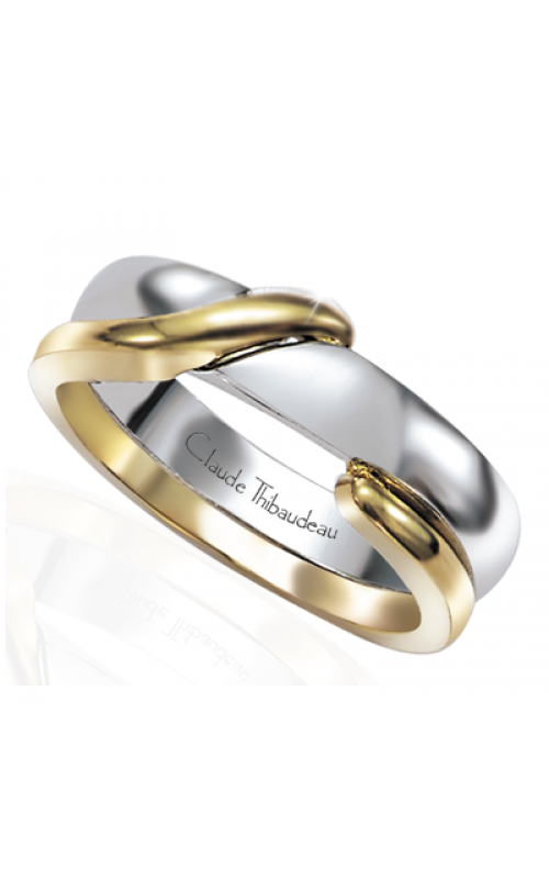 Claude Thibaudeau The Inseparables Wedding band IF-148-H product image