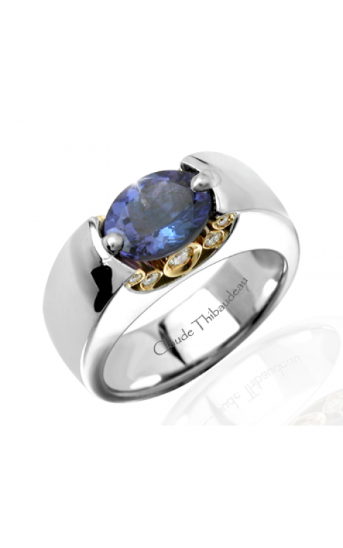 Claude Thibaudeau One of a Kind Fashion Ring MODPLT-1120 product image