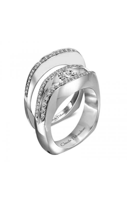 Claude Thibaudeau Petite Designs Engagement Ring PLT-1980-MP product image