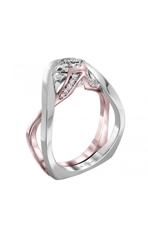 Claude Thibaudeau Petite Designs Engagement ring PLT-1989R-MP product image