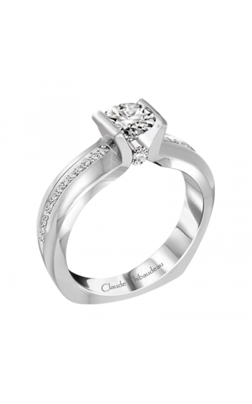 Claude Thibaudeau Petite Designs Engagement ring PLT-1998-MP product image