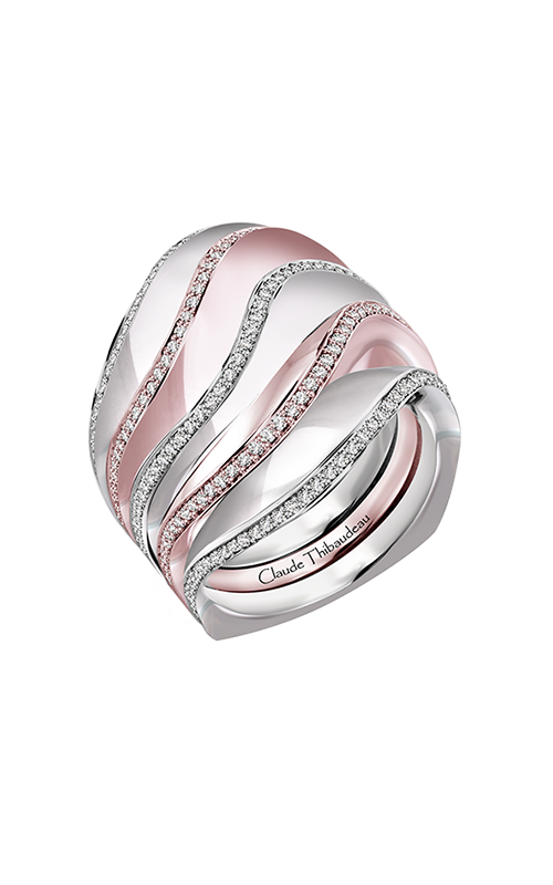 Claude Thibaudeau  Just Released Wedding band PLT-10185RR-MP product image