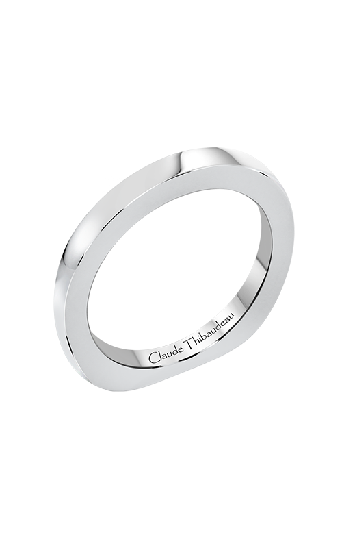 Claude Thibaudeau Just Released Wedding Band PLT-10205-JP product image