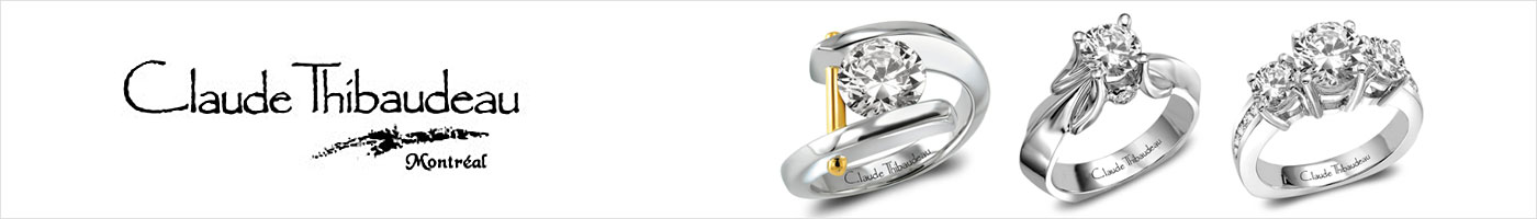 Claude Thibaudeau Fashion Rings