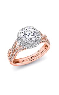 Coast Diamond Rose Gold LC5438RG WC5438RG