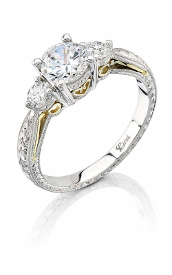 Coast Diamond Hand Engraved Engagement Ring LP2290 product image
