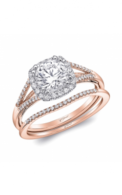 Coast Diamond Rose Gold Engagement Ring LC5392RG product image