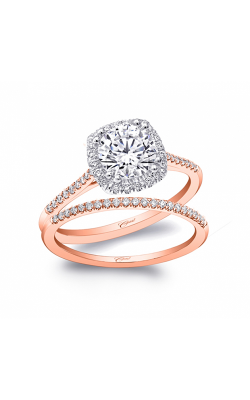 Coast Diamond Rose Gold Engagement Ring LC5410RG product image