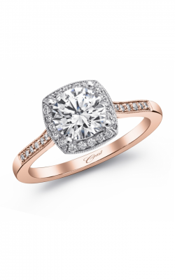 Coast Diamond Rose Gold Engagement Ring LC5391RG product image