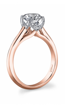 Coast Diamond Rose Gold Engagement Ring LC5234RG product image
