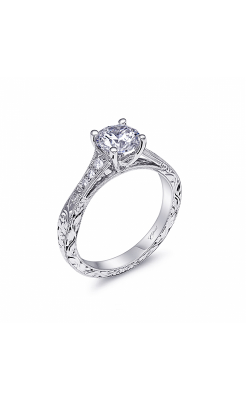 Coast Diamond Vintage Engagement ring LC6080 product image