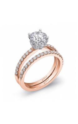 Coast Diamond Rose Gold Engagement Ring LC5399ARG product image