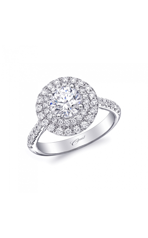 Coast Diamond Charisma  Engagement ring LC10107 product image