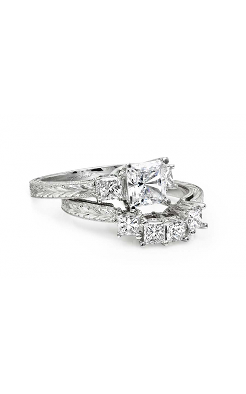Coast Diamond Hand Engraved Engagement ring LP2285 product image