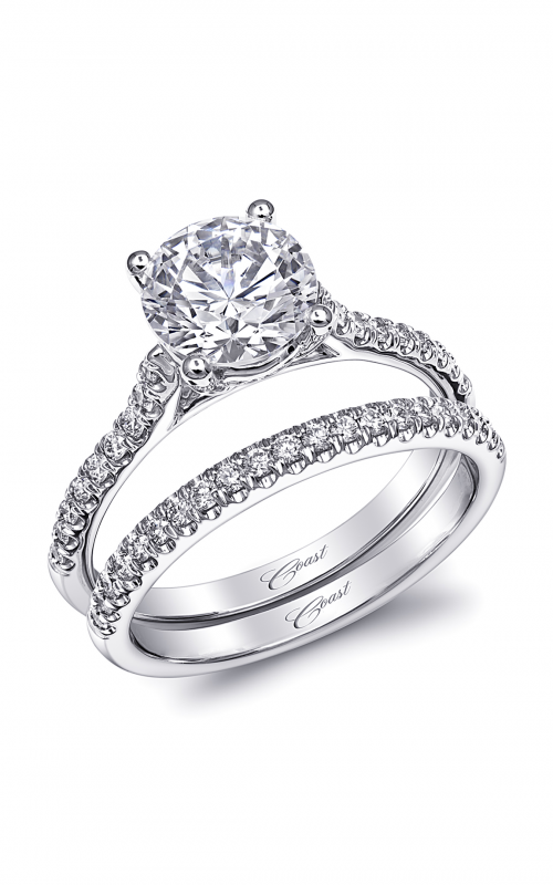 Coast Diamond Charisma Engagement ring LC10132 product image