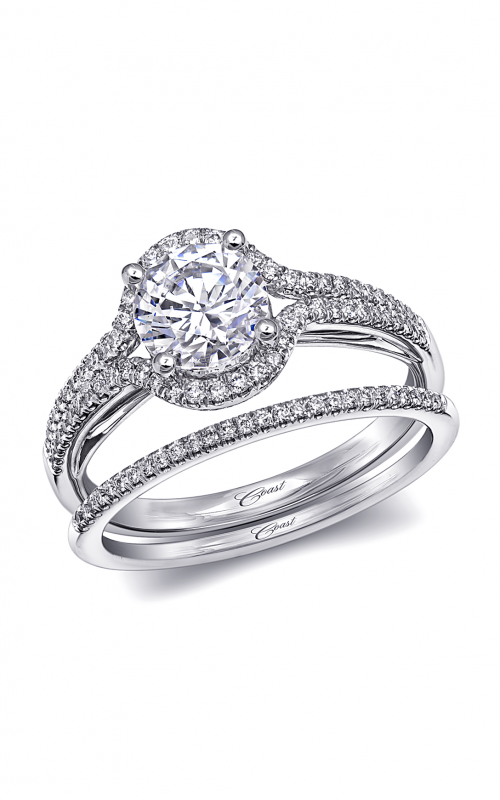 Coast Diamond Charisma  Engagement ring LC6005 product image