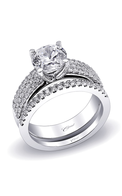 Coast Diamond Charisma Engagement ring LC6028 product image