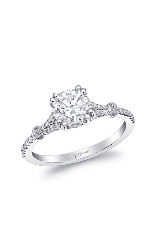 Coast Diamond Charisma Engagement ring LC10040 product image