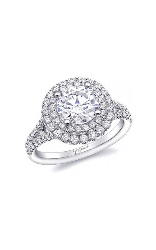 Coast Diamond Charisma  Engagement ring LC10007 product image