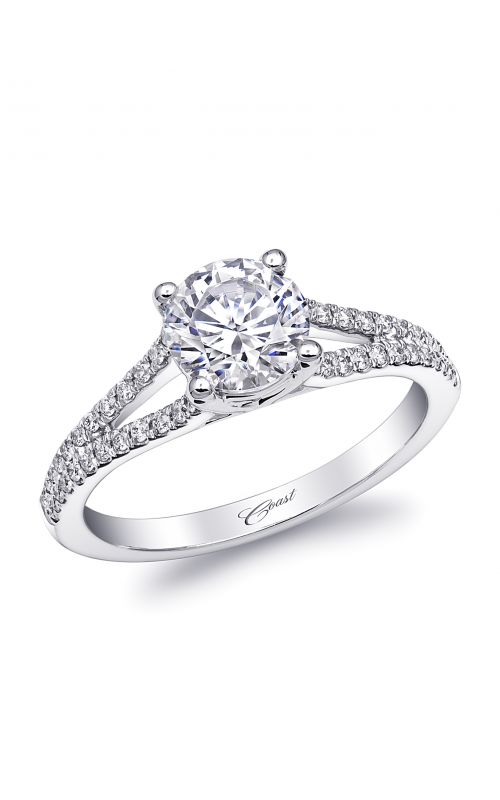 Coast Diamond Charisma Engagement ring LC10120 product image