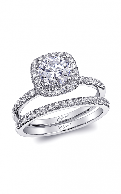 Coast Diamond Charisma  Engagement ring LC10129 product image