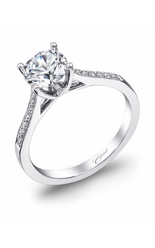 Coast Diamond Romance Engagement ring LC5389 WC5389 product image