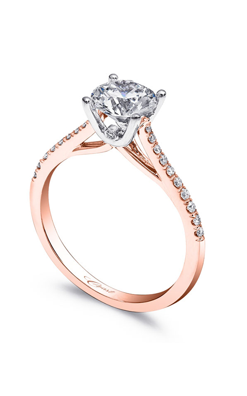 Coast Diamond Rose Gold Engagement ring LC5388RG product image