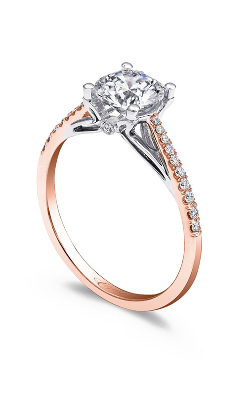 Coast Diamond Rose Gold Engagement ring LC5394RG product image