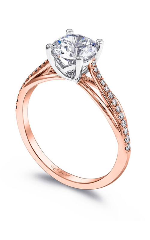 Coast Diamond Rose Gold Engagement ring LC5395RG product image