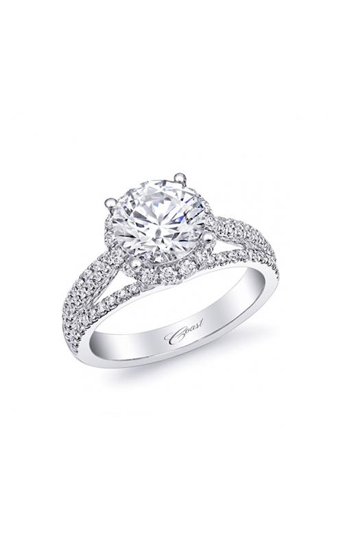 Coast Diamond Charisma  Engagement ring LC10028 product image