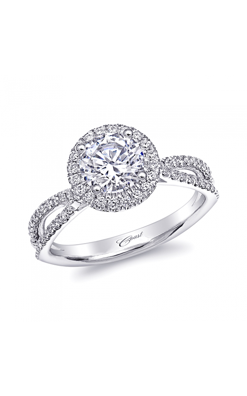 Coast Diamond Charisma Engagement ring LC10114 product image