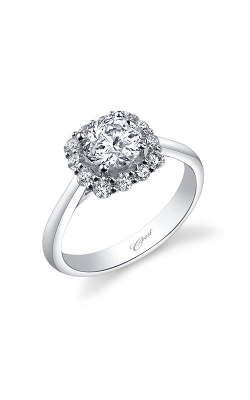 Coast Diamond Romance Engagement ring LC5254-100 product image