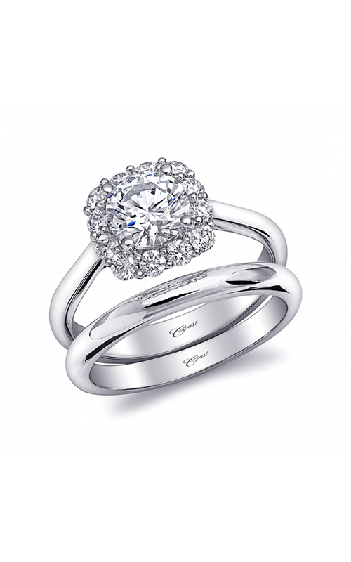 Coast Diamond Romance Engagement ring LC5264 product image