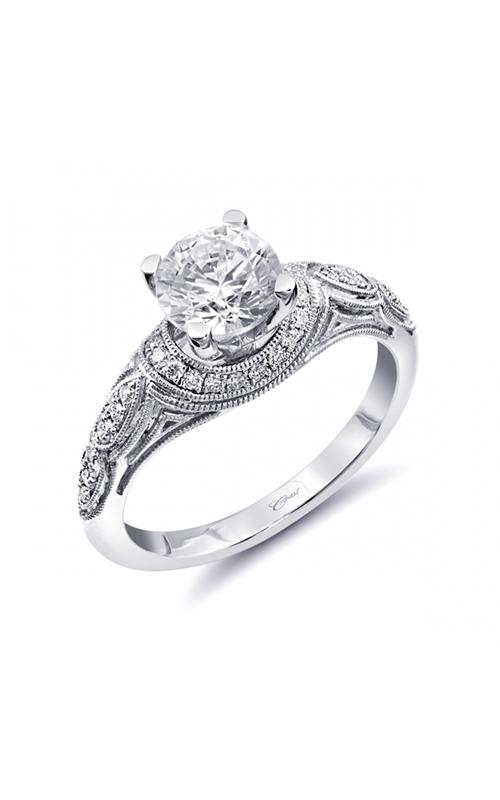 Coast Diamond Vintage Engagement ring LC6031 product image