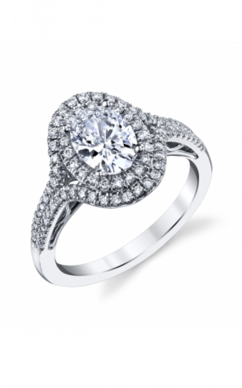 Coast Diamond Charisma  Engagement ring LC6106-OV product image