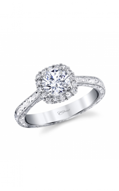 Coast Diamond Vintage Engagement ring LC6081 product image