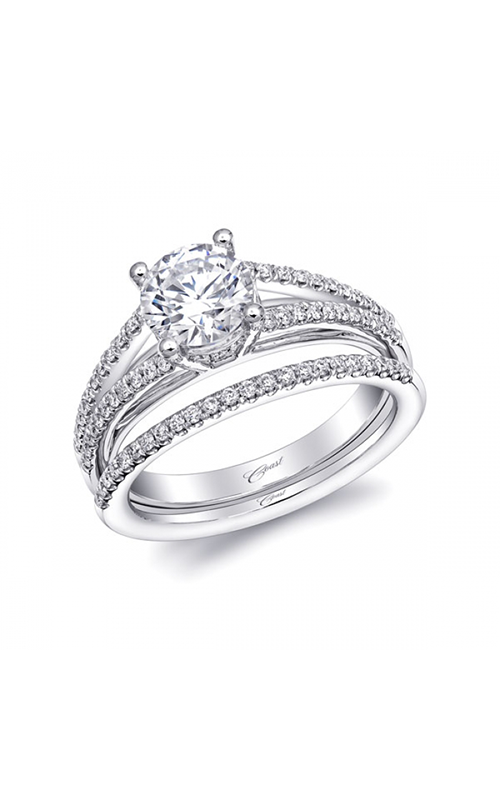 Coast Diamond Charisma  Engagement ring LC10023 product image
