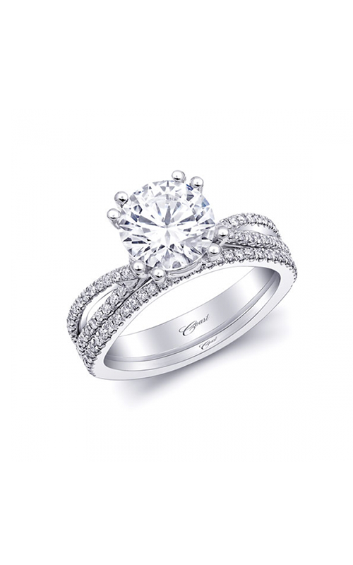 Coast Diamond Charisma  Engagement ring LC10043 product image