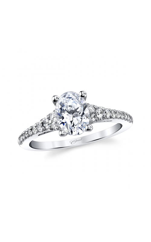 Coast Diamond Charisma  Engagement ring LC10445 product image