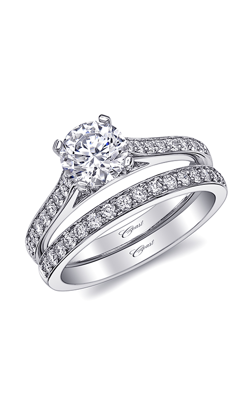 Coast Diamond Romance  Engagement ring LC10229 product image