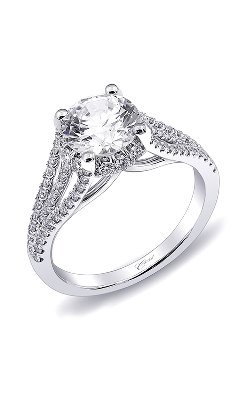 Coast Diamond Charisma  Engagement ring LC10278 product image