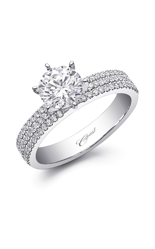 Coast Diamond Charisma  Engagement ring LC5271 product image