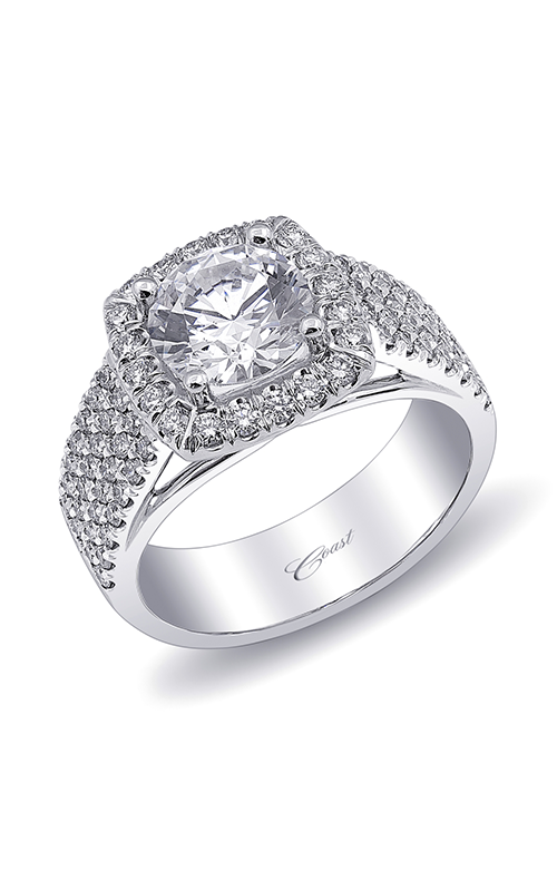 Coast Diamond Charisma  Engagement ring LC5324 product image