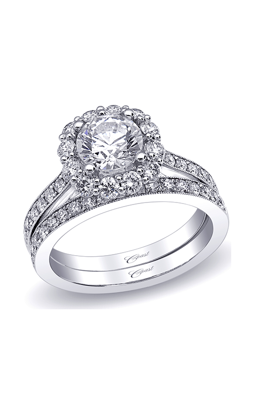 Coast Diamond Romance  Engagement ring LC5370 product image