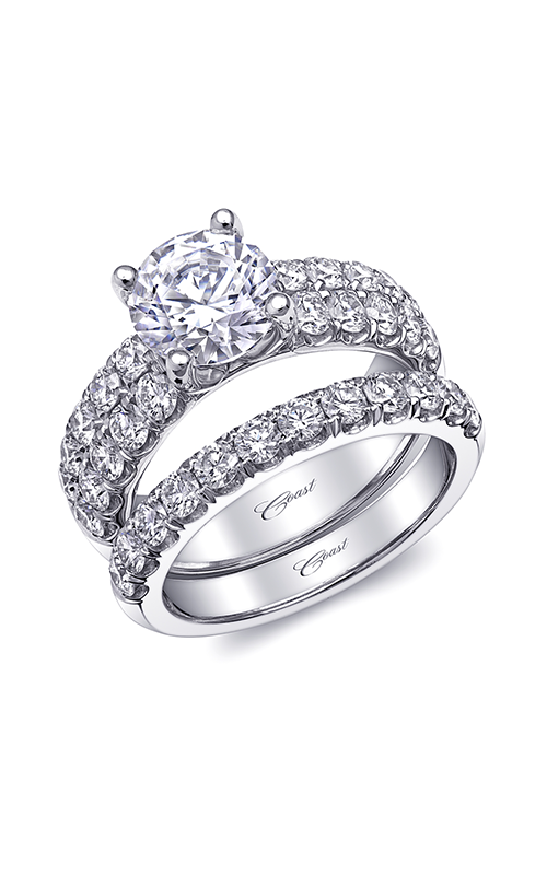 Coast Diamond Charisma  Engagement ring LJ6024 product image