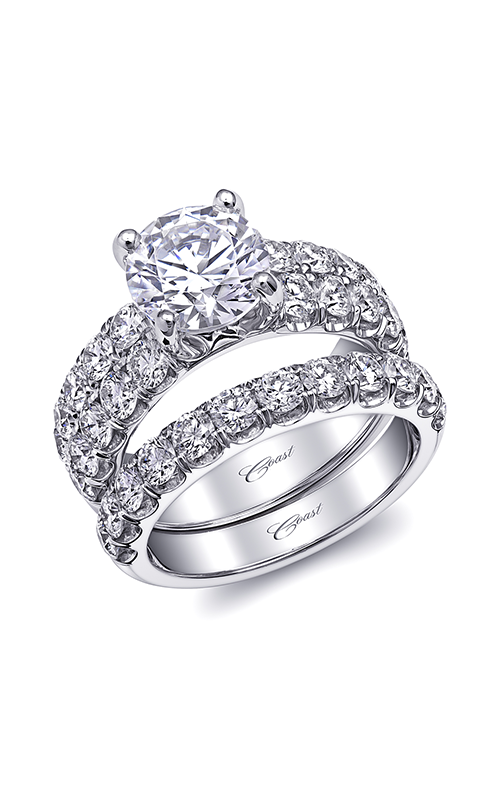 Coast Diamond Charisma  Engagement ring LJ6023 product image