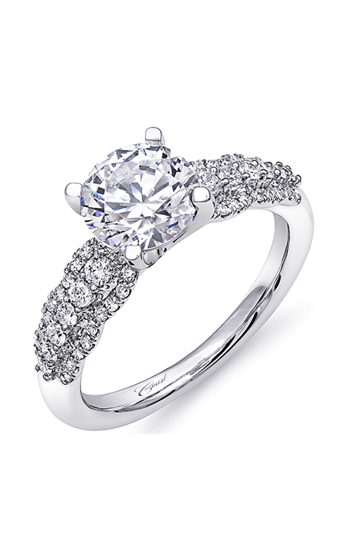 Coast Diamond Charisma  Engagement ring LC6052 product image
