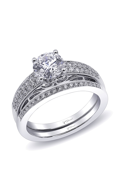 Coast Diamond Romance  Engagement ring LC6017 product image