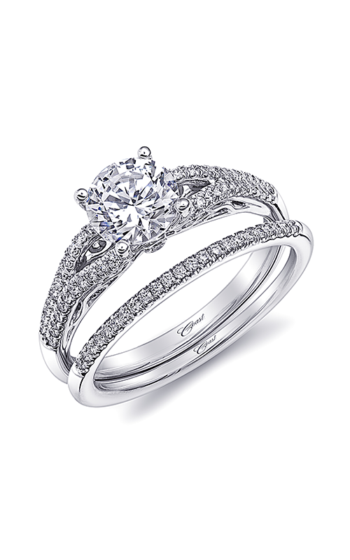 Coast Diamond Charisma  Engagement ring LC6010 product image