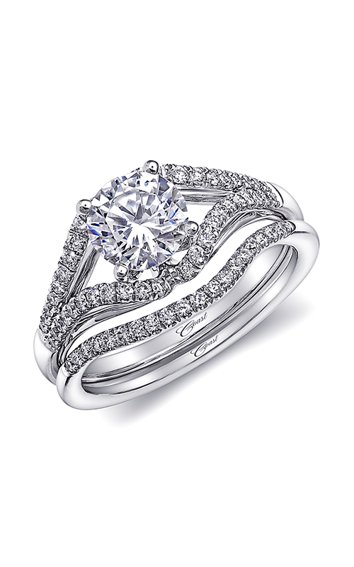 Coast Diamond Charisma  Engagement ring LC6009 product image